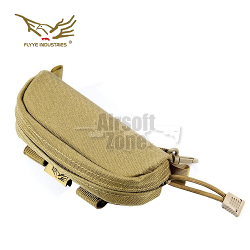 Hard Case for Glasses Khaki FLYYE