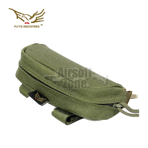 Hard Case for Glasses OD Green FLYYE