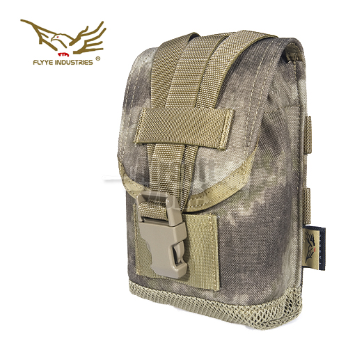 MOLLE Canteen Pouch A-Tacs FLYYE