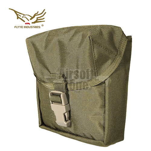 Medical First Aid Kit Pouch Ver. FE Khaki MOLLE FLYYE