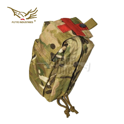 SpecOps Upright Accessory Pouch Multicam MOLLE FLYYE