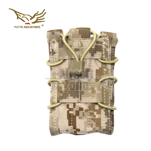 Single BIB Rifle Magazine AOR1 MOLLE FLYYE