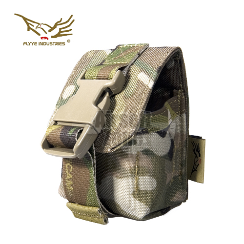 Single Frag Grenade Pouch Multicam MOLLE FLYYE