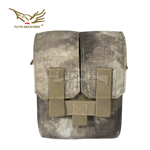 M249 200rds Ammo Pouch A-Tacs MOLLE FLYYE