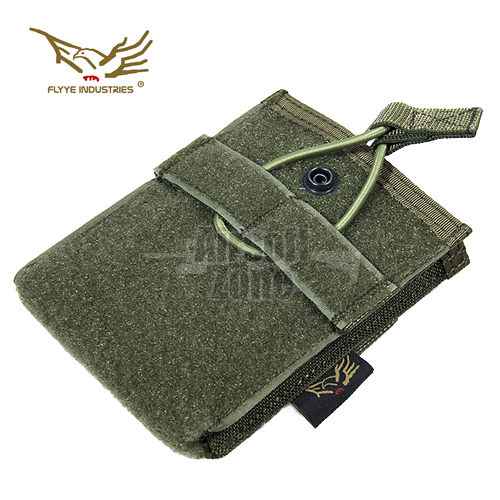 Multi Purpose Magazine/Accessory Platform Pouch OD Green MOLLE FLYYE