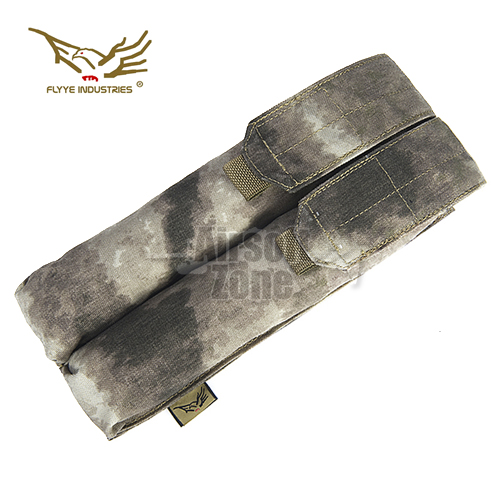 Double P90/UMP Magazine Pouch A-Tacs MOLLE FLYYE