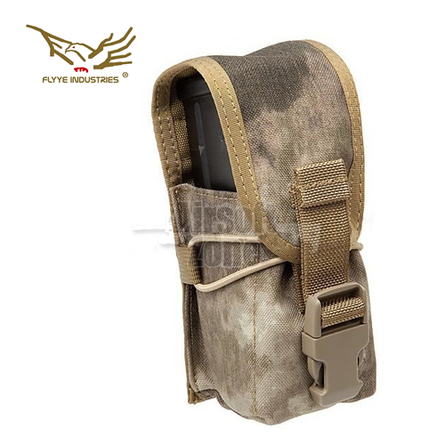 Single G36 Magazine Pouch (holds 2 mags) A-Tacs MOLLE FLYYE