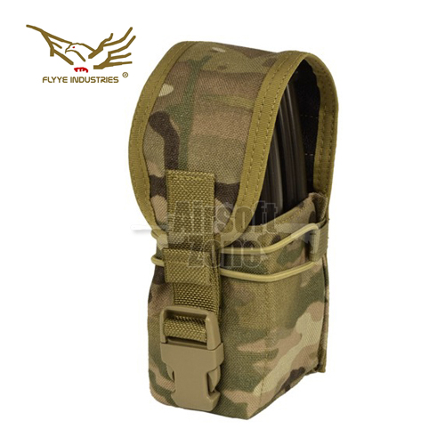 Single G36 Magazine Pouch (holds 2 mags) Multicam MOLLE FLYYE