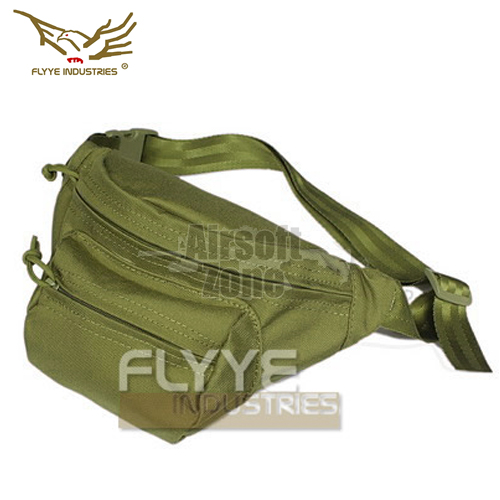 Tactical Waist Bag OD Green FLYYE