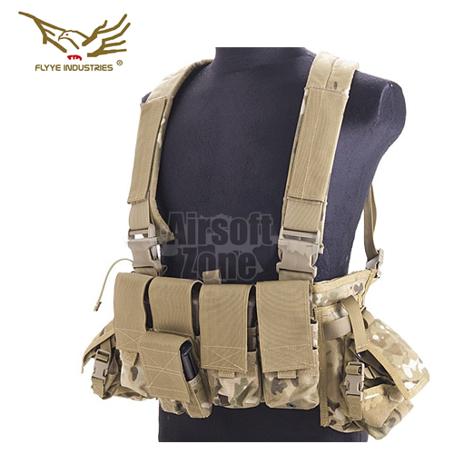 Tactical LT 1961A Chest Rig Multicam FLYYE