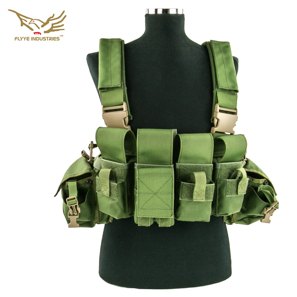 Tactical LT 1961A Chest Rig OD Green FLYYE