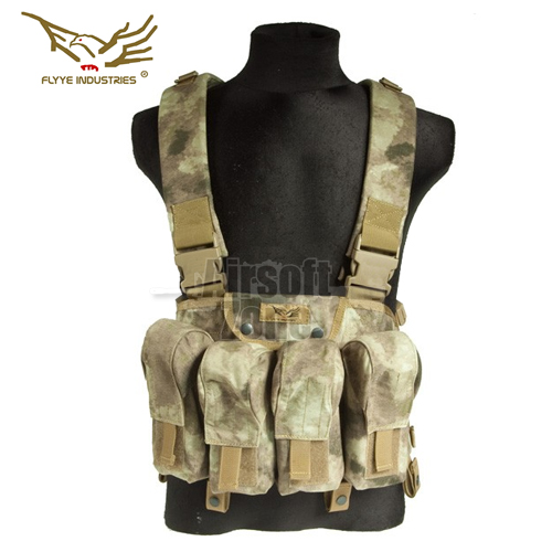 LT AK Tactical Chest Rig A-Tacs FLYYE