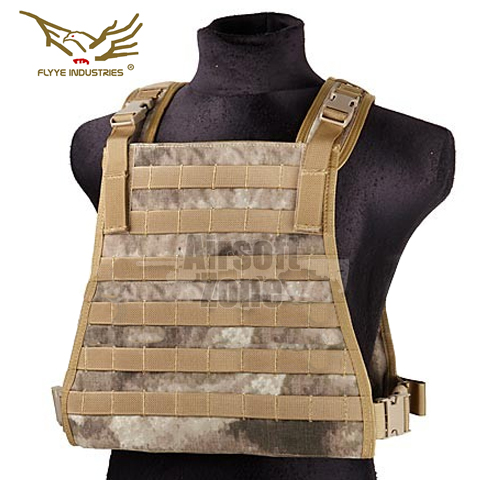 MBSS Plate Carrier A-Tacs FLYYE