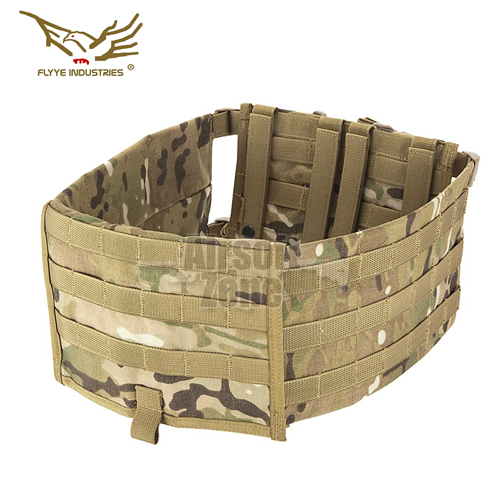 Addtional MOLLE Side Plate Carrier for FAPC Multicam FLYYE