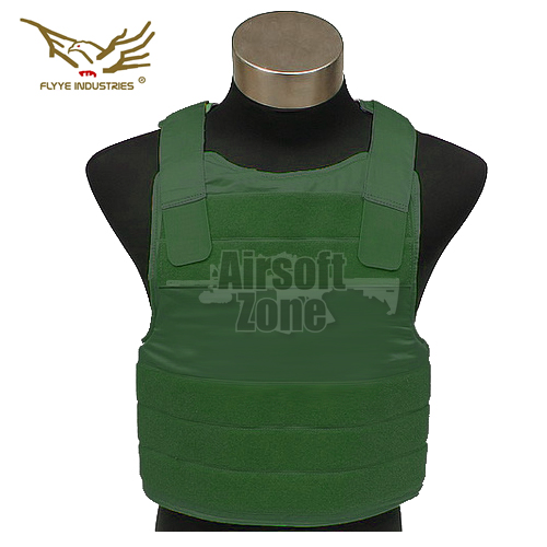 SVS Body Armour (Dummy Replica) OD Green FLYYE