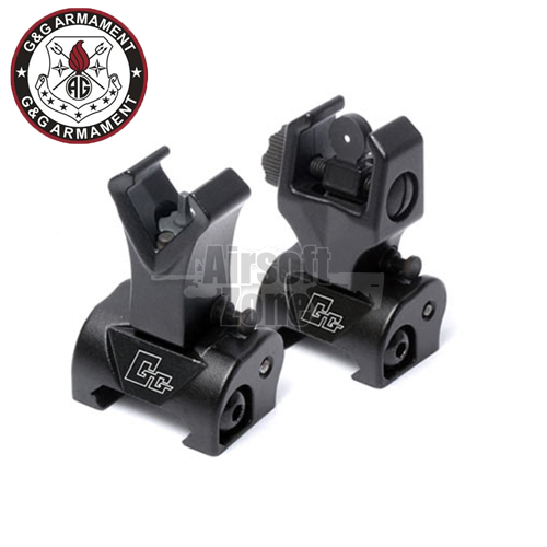 Flip-up Front and Rear Sight G&G
