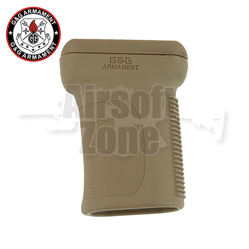 Forward Grip for SR series (Tan) G&G