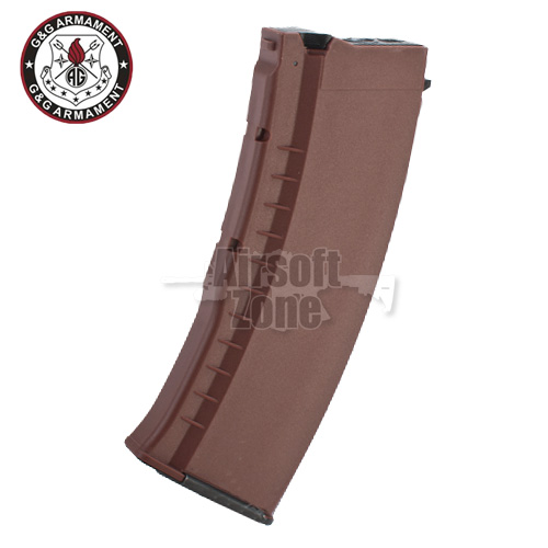120rnd Mid-Cap Magazine Brick for AK (GK74 series only) G&G