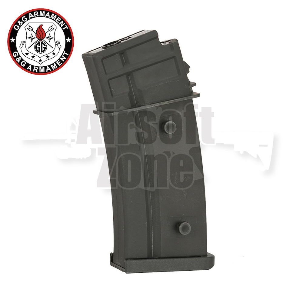 110rnd Mid-Cap Magazine for G36 Series (GEC36) G&G