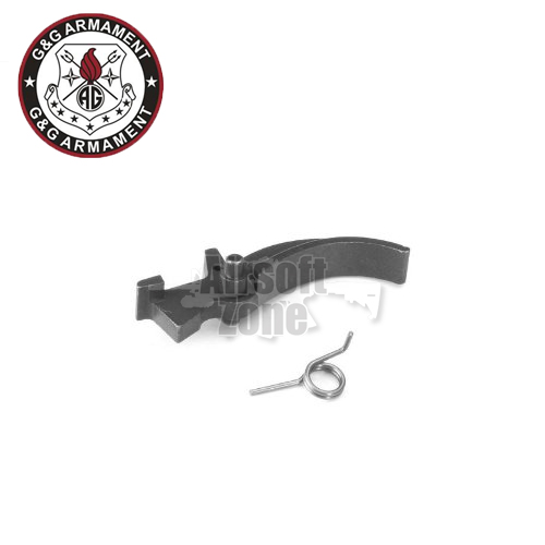 Steel Trigger with Spring for M4/M16 CM16/GR15/TR16 Series G&G