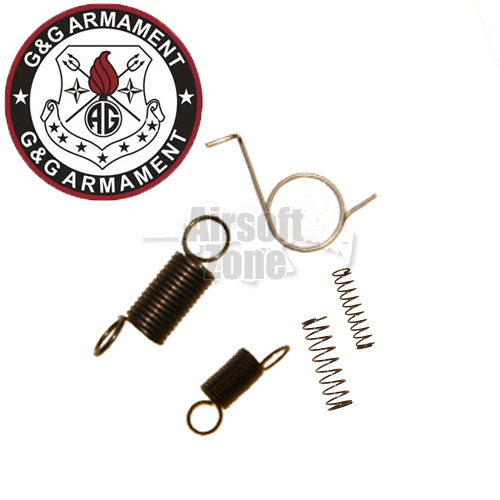 Gearbox Spring Set for Ver. II / III G&G
