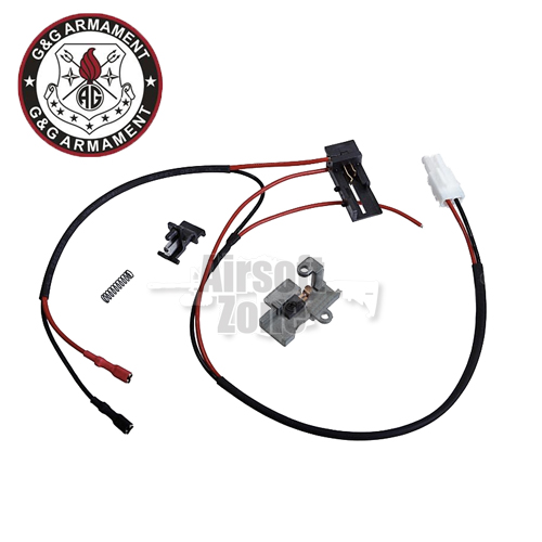 L85 Teflon Switch Assembly (18AWG wiring) G&G