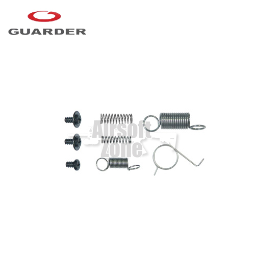 Spring Set for Ver. II Gearbox Guarder
