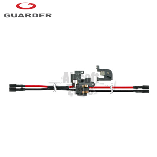Front Wired Switch Assembly for M4 Guarder