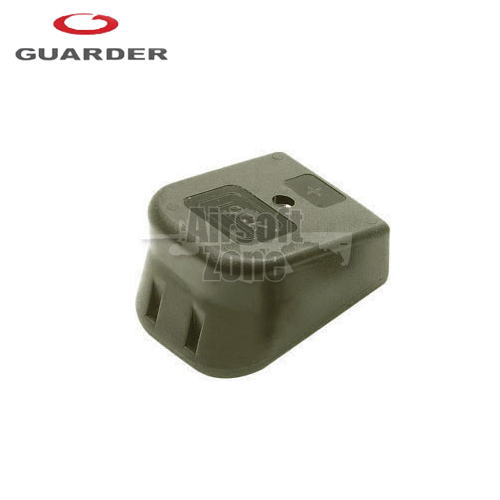 Glock GBB Magazine Base (Extension/OD Green) Guarder