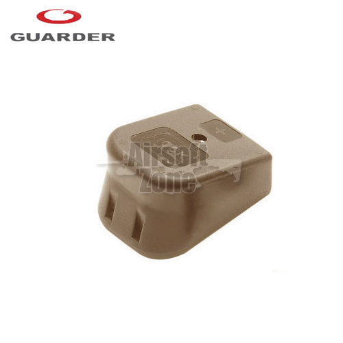 Glock GBB Magazine Base (Extension/Tan) Guarder