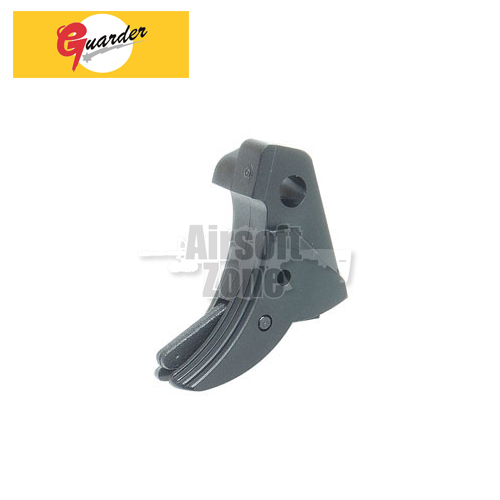 Ridged Trigger for GBB Glock Guarder