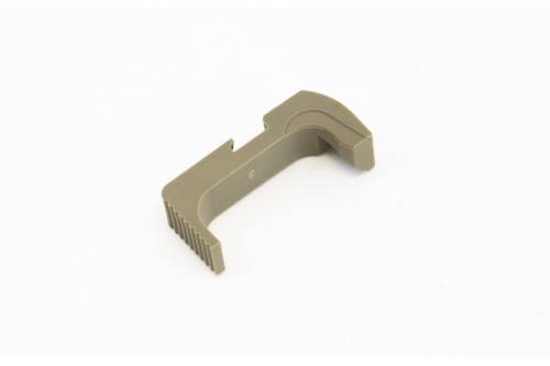G17 (EU) Gen 4 Series Magazine Catch Tan WE
