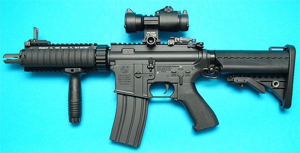 M4 V.S.B.R. (with Red Dot Sight) AEG G&P
