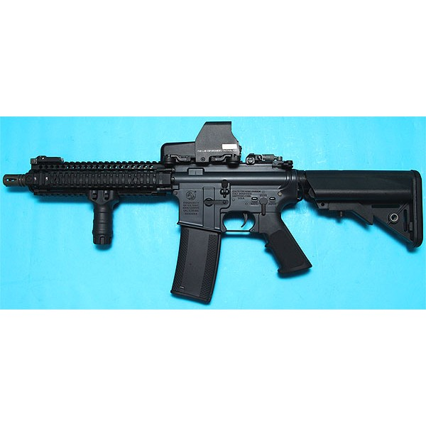 M4 MK18 Mod I Black (with 553 Red/Green Dot Sight) AEG G&P