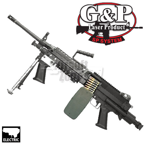 M249 Ranger (Upgraded version) AEG G&P