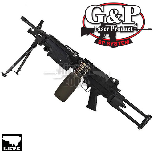 M249 Para (Upgraded version) AEG G&P