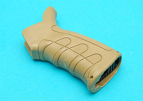 I.A. M4 M16 Grip (S) with Heat Sink End Set (Sand) G&P