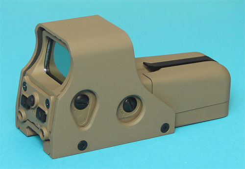 552 Type Red / Green Dot Sight (Sand) G&P