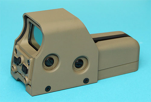553 Type Red / Green Dot Sight (Sand) G&P