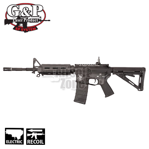 M4 Carbine MOE Free Float Recoil System AEG G&P