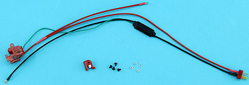 M4 MOSFET Teflon Switch Assembly Rear Wired G&P