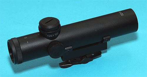 4x20 Scope G&P