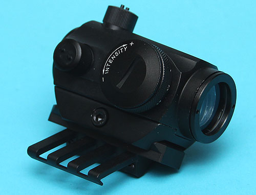 T1 Red / Green Dot Sight with One OClock Side Mount G&P