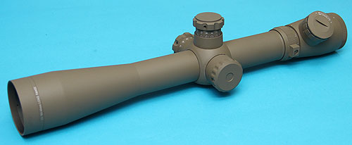 M-1 Illuminated Scope 3.5-10x40mm Sand G&P