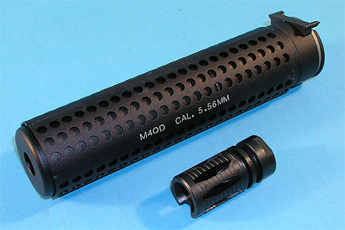 M4 QD Silencer Clockwise G&P