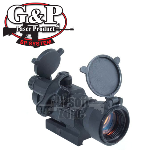 Military Type 30mm Red Dot Sight G&P