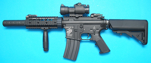 M4 Special Operations (with Red Dot & Sling) AEG G&P