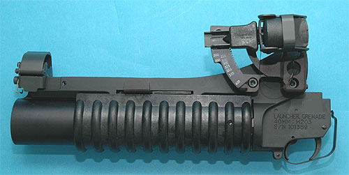 Military Type M203 Short Grenade Launcher DX G&P
