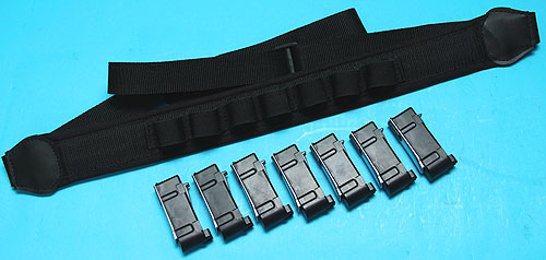 CA870 7x Short Magazine 22rnd & Sling Package G&P