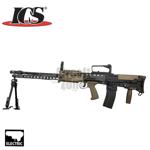 L86 A2 LSW Rifle AEG ICS